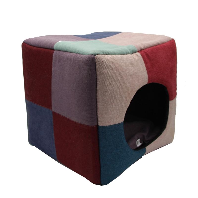 Домик Куб Рубик №2 360*360*360 антикоготь 0