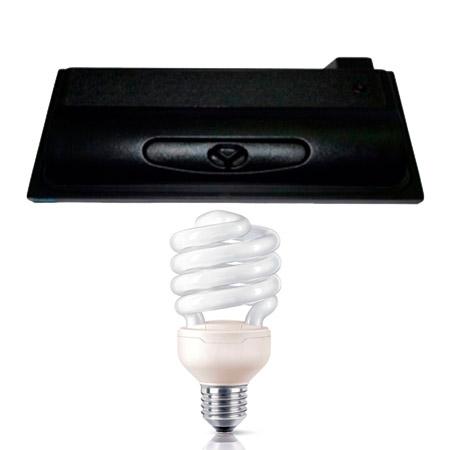 Крышки для аквариума с энергозберегающей лампой