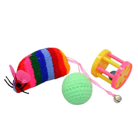 Комплекты игрушек для кошки