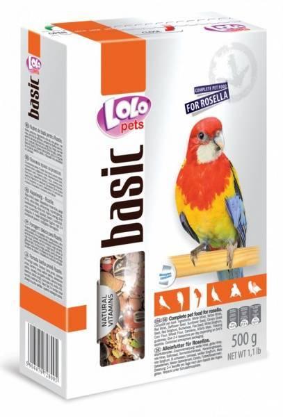 Lolo Pets для средних попугаев