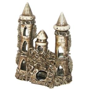 Замок большой со скалой Ф№117